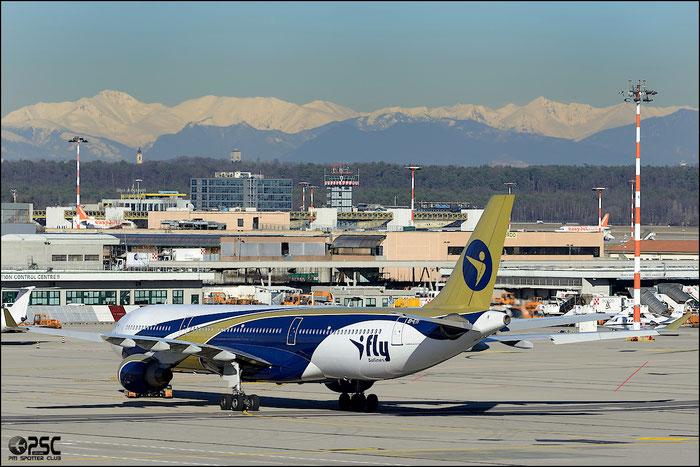 EI-ETI A330-322 171 I Fly @ Milano Malpensa Airport 25.01.2014 © Piti Spotter Club Verona