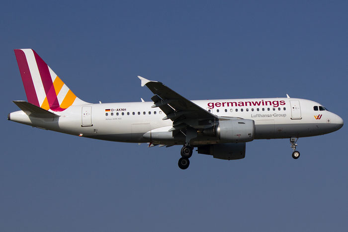 D-AKNH A319-112 794 Germanwings @ Bologna Airport 14.03.2014 © Piti Spotter Club Verona