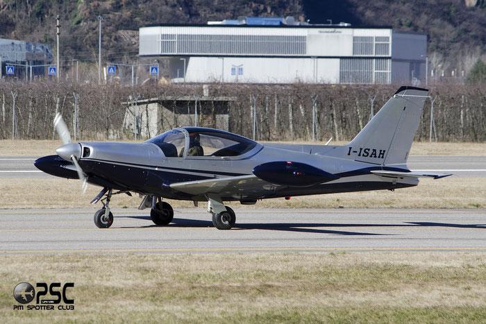 I-ISAH Private SIAI-Marchetti SF260D @ Aeroporto di Trento © Piti Spotter Club Verona