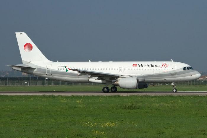 I-EEZF  A320-214  1983  Meridiana Fly  @ Aeroporto di Verona © Piti Spotter Club Verona