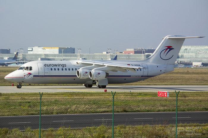 D-AQUA BAe146-300 E3118 Eurowings @ Frankfurt Airport 2005 © Piti Spotter Club Verona