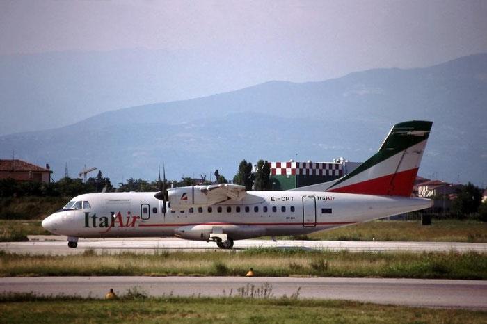 EI-CPT ATR42-310 191 Italair @ Aeroporto di Verona © Piti Spotter Club Verona