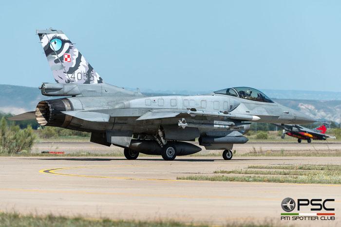4055   F-16C-52CF  JC-16  31.BLT (3 & 6.elt) © Piti Spotter Club Verona