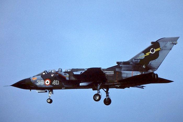 MM7005  36-40 Tornado IDS  094/IS004/5007  @ Aeroporto di Verona   © Piti Spotter Club Verona