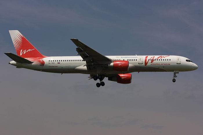 RA-73011 B757-230 25439/437 VIM Airlines @ Treviso Airport 12.05.2012 © Piti Spotter Club Verona