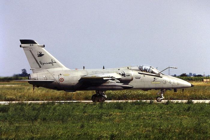 MM7135 (check needed) 3-41  (51-32)  AMX  IX047 @ Aeroporto di Verona   © Piti Spotter Club Verona