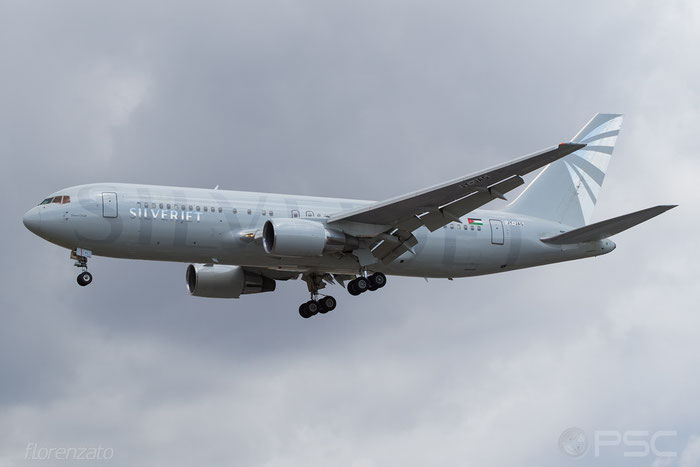 JY-JAG B767-204ER 24757/299 Jordan Aviation @ London Heathrow Airport 2010 © Piti Spotter Club Verona