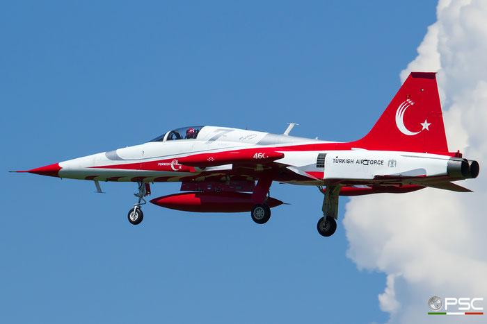 7 - Turkish Star - NF-5A Freedom Fighter © Piti Spotter Club Verona