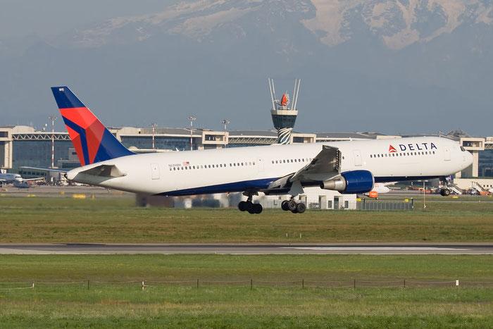 N839MH B767-432ER 29712/824 Delta Air Lines @ Milano Malpensa Airport 26.06.2011 © Piti Spotter Club Verona