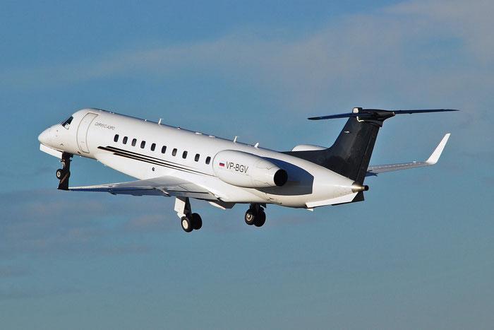 VP-BGV ERJ135BJ 14500967 Sirius-Aero @ Aeroporto di Verona 17.12.2017  © Piti Spotter Club Verona