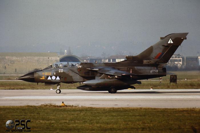 ZA394  I  Tornado GR1A  190/BS061/3093 @ Aeroporto di Verona   © Piti Spotter Club Verona