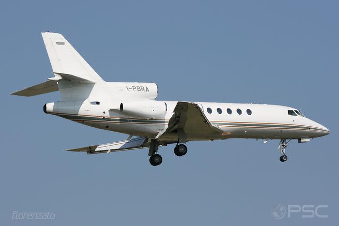 I-PBRA Falcon 50EX 339 Sirio SpA @ Aeroporto di Verona 2009  © Piti Spotter Club Verona