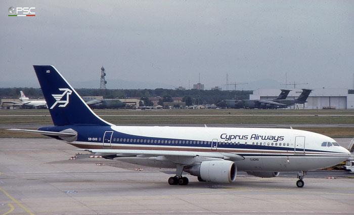 5B-DAS A310-203 352 Cyprus Airways (1947) © 2018 courtesy of Marco Ceschi - Piti Spotter Club Verona