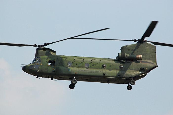 D-665   CH-47D  M3665/NL005  298sq @ Aeroporto di Verona   © Piti Spotter Club Verona