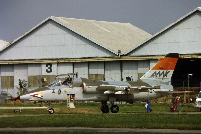 MMX597   AMX  A11  Alenia Aeronautica © Piti Spotter Club Verona