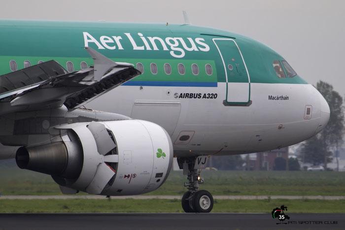 EI-DVJ A320-214 3857 Aer Lingus @ Amsterdam Airport 24.10.2015  © Piti Spotter Club Verona