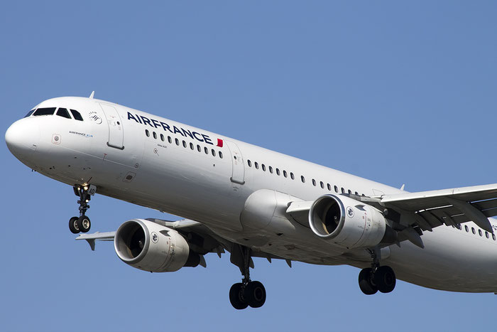 F-GTAD A321-211 777 Air France @ London Heathrow Airport 13.05.2015 © Piti Spotter Club Verona