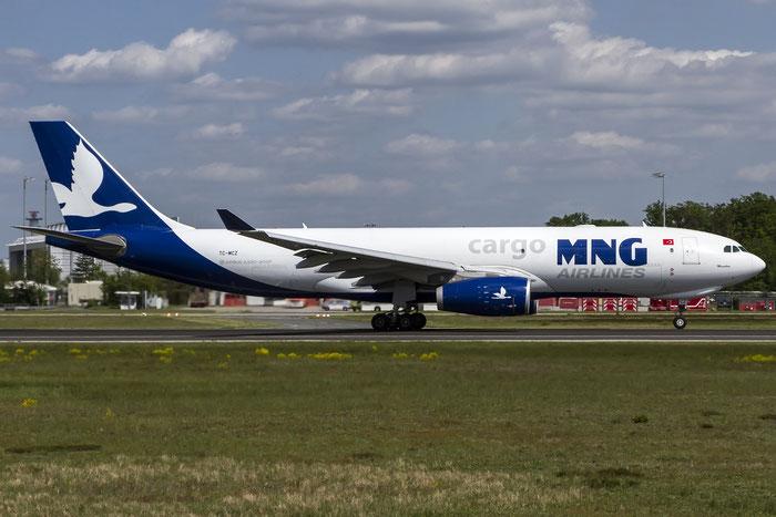 TC-MCZ A330-243F 1332 MNG Airlines @ Frankfurt Airport 08.05.2015 © Piti Spotter Club Verona