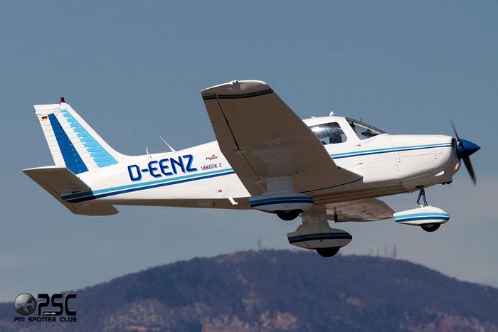 D-EENZ Piper PA-28 Warrior @ Aeroporto Verona Boscomantico © Piti Spotter Club Verona
