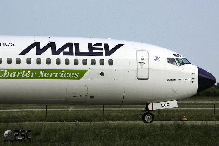 HA-LOC  B737-8Q8  32797/1287  Malév Hungarian Airlines-Magyar Légiközlekedési Vallalat