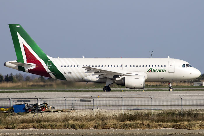 EI-IMH A319-112 2101 Alitalia @ Venezia Airport 18.03.2016 © Piti Spotter Club Verona