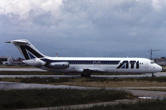 I-ATJB  DC-9-32  47653/760  ATI - Aero Transporti Italiani  @ Aeroporto di Verona © Piti Spotter Club Verona