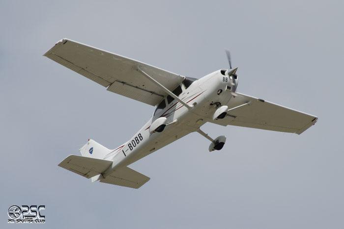 I-BOBB Cessna 172S C172 @ Aeroporto di Bolzano © Piti Spotter Club Verona