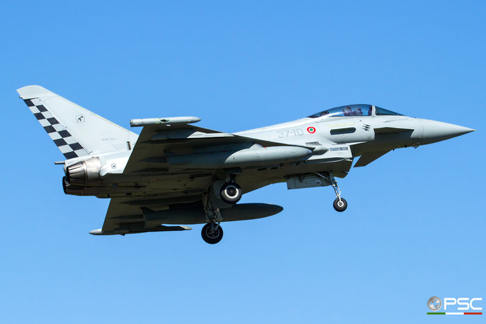 MM7311  4-55  F-2000A  IS043  904° GEA @ Aeroporto di Verona   © Piti Spotter Club Verona