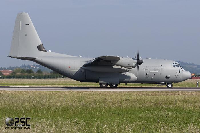 MM62175  46-40  C-130J  5495  2° Gruppo TM @ Aeroporto di Verona   © Piti Spotter Club Verona