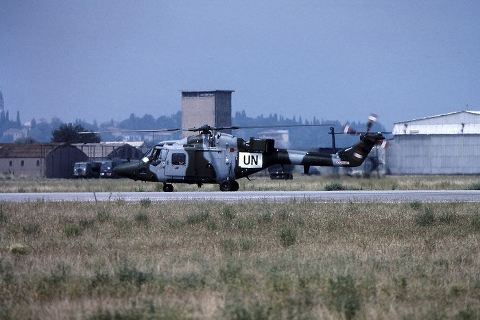ZG886   Lynx AH9A  348  RAF (ONU) @ Aeroporto di Verona   © Piti Spotter Club Verona