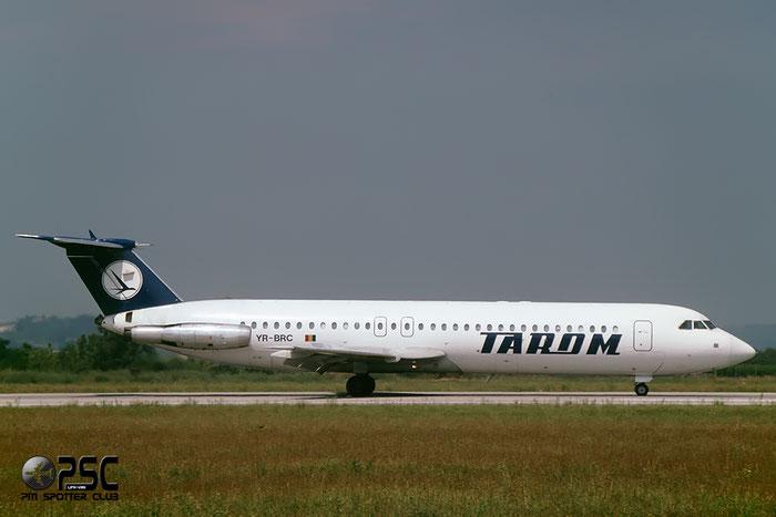 YR-BRC BAe111-561RC 403 TAROM - Transporturile Aeriene Romane @ Aeroporto di Verona © Piti Spotter Club Verona