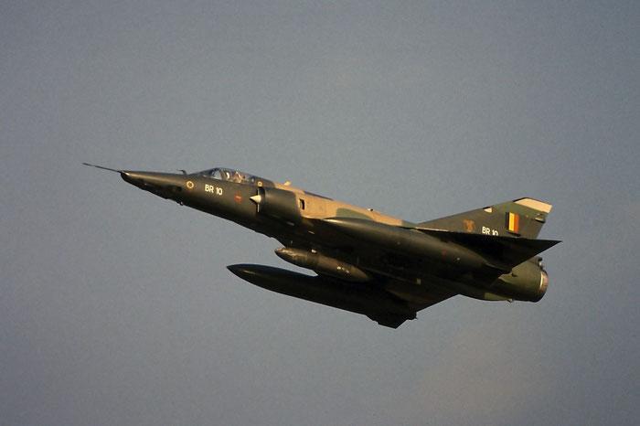 BR10   Mirage 5BR  310 @ Aeroporto di Verona   © Piti Spotter Club Verona