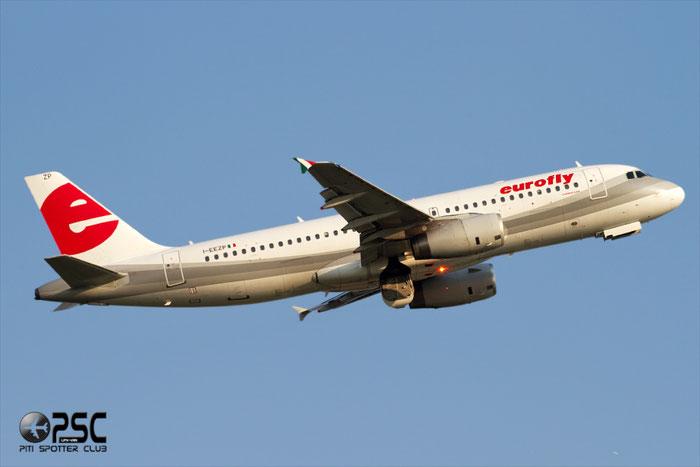 I-EEZP  A320-233  2102  Eurofly  @ Aeroporto di Verona © Piti Spotter Club Verona