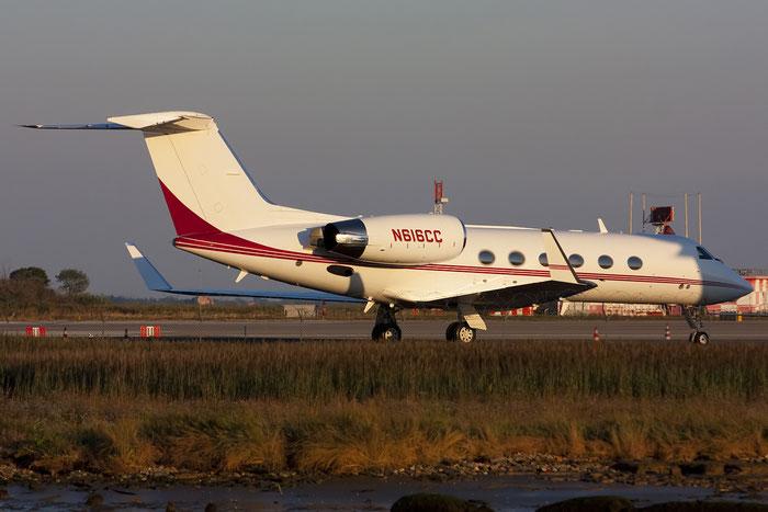N616CC G-IVSP 1455 Capstar Radio Operating Co. @ Venezia Airport 29.12.2011 © Piti Spotter Club Verona