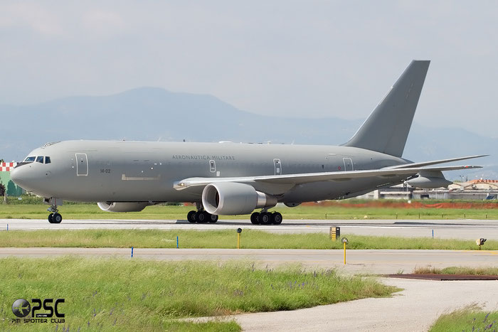 MM62227  14-02  KC-767A  33687/930  8° Gruppo @ Aeroporto di Verona   © Piti Spotter Club Verona