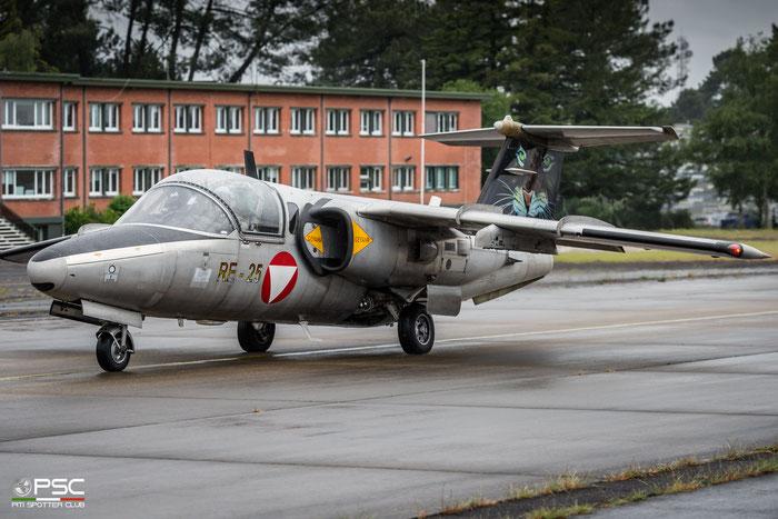 RE-25, Saab 105ÖE Austria - Bundesheer © Piti Spotter Club Verona