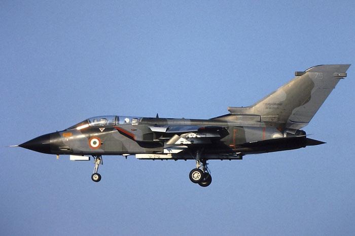 MM7075  6-07  Tornado IDS MLU  573/IS074/5086 @ Aeroporto di Verona   © Piti Spotter Club Verona