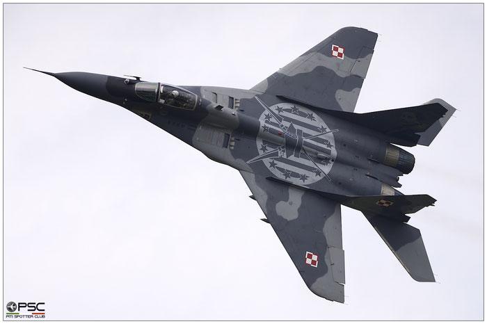 114   MiG-29M  2960535114/4502  23.BLT (1.elt) © Piti Spotter Club Verona