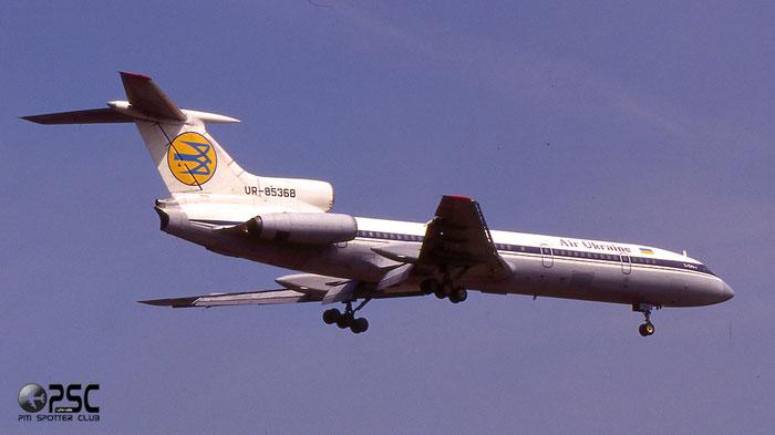 79A368  Tu-154B-2  UR-85368  Avialini. Ukrayiny  @ Aeroporto di Verona © Piti Spotter Club Verona