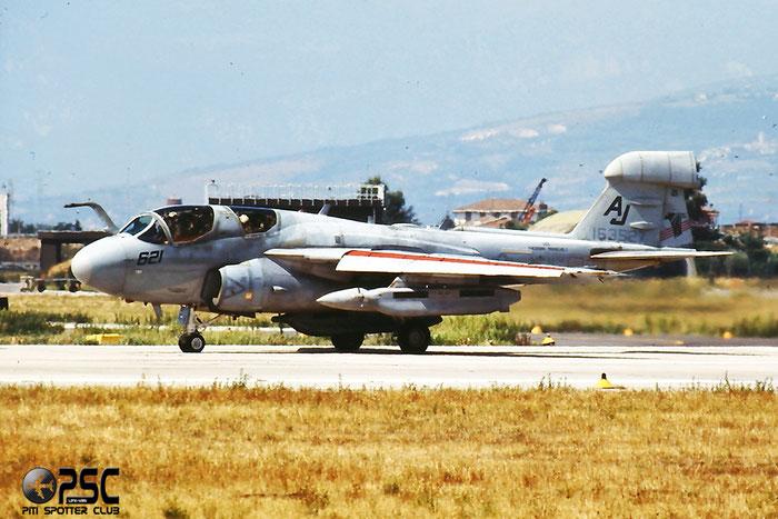 163527  04.1  EA-6B  P-154 @ Aeroporto di Verona   © Piti Spotter Club Verona