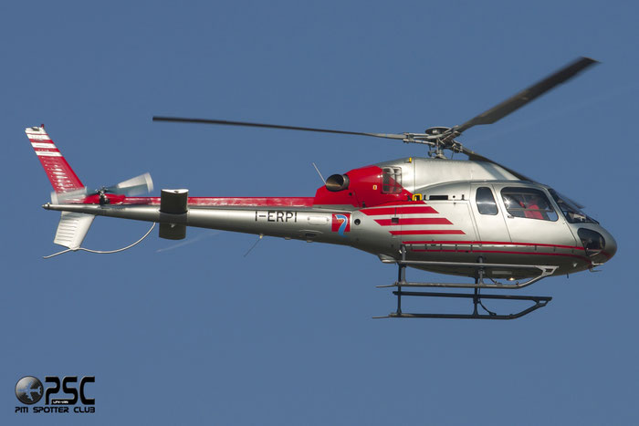 Private - Eurocopter AS 355N Ecureuil 2 - I-ERPI @ Aeroporto di Verona © Piti Spotter Club Verona