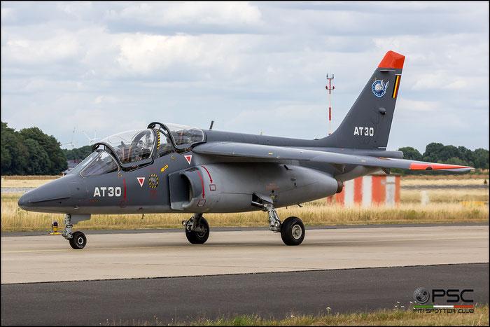 AT30   Alpha Jet 1B+  B30/1145  Beauvechain © Piti Spotter Club Verona