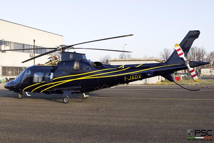I-JADX  AgustaWestland Grand [A109S] ( c/n 22167 ) - mfg: 2010 @ Reggio Emilia 2018 © Piti Spotter Club Verona