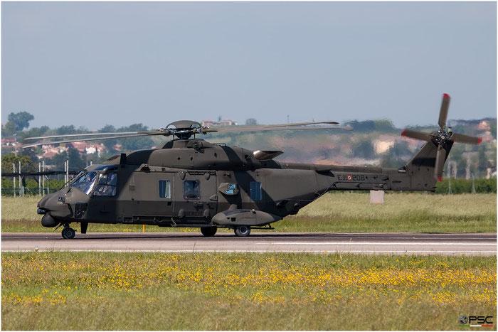 MM81525  E.I.208  UH-90A  1036/ITAR09  1° Gruppo Sqd  @ Aeroporto di Verona   © Piti Spotter Club Verona