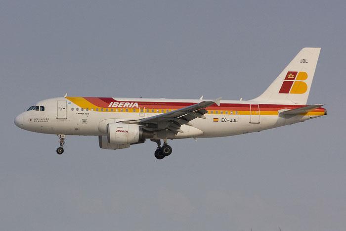 EC-JDL A319-111 2365 Iberia Líneas Aéreas de España @ Venezia Airport 11.06.2012 © Piti Spotter Club Verona