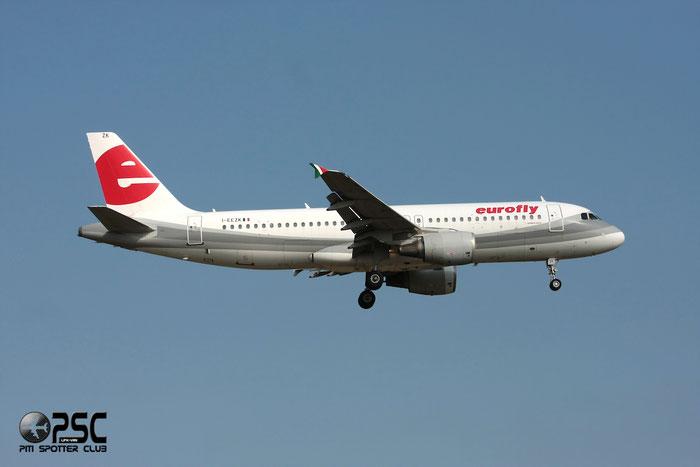 I-EEZK  A320-214  1125  Eurofly  @ Aeroporto di Verona © Piti Spotter Club Verona