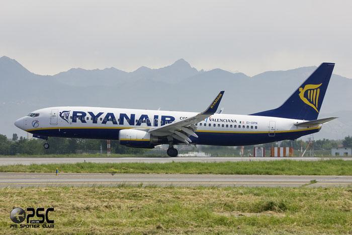 EI-DPN B737-8AS 35549/2200 Ryanair @ Bergamo Airport 02.06.2013 © Piti Spotter Club Verona