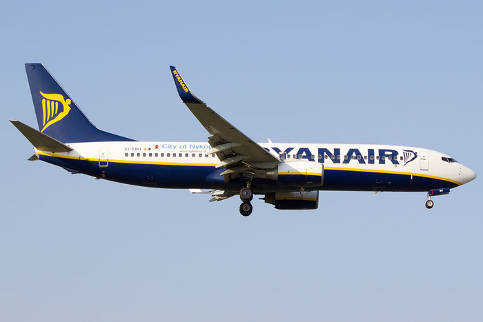EI-EBH B737-8AS 37526/2797 Ryanair @ Bologna Airport 07.09.2014 © Piti Spotter Club Verona