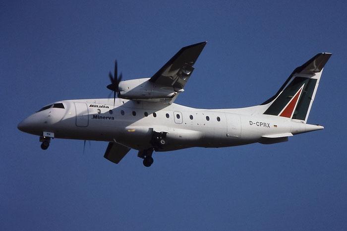 D-CPRX Do328-110 3101 Minerva Airlines @ Aeroporto di Verona - © Piti Spotter Club Verona