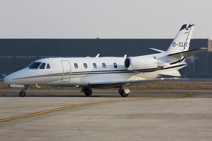 D-CLIC Ce560XLS 560-5788 Elytra Charter @ Treviso Airport 14.02.2012 © Piti Spotter Club Verona